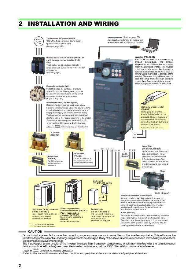 Fr A700 Instruction Manual