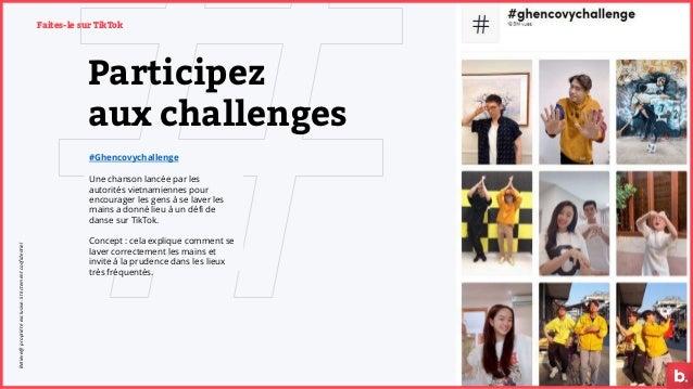 Participez aux challenges #Ghencovychallenge Une chanson lancée par les autorités vietnamiennes pour encourager les gens à...
