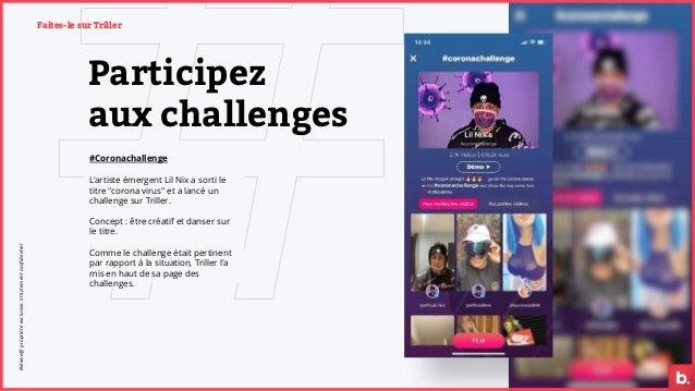 """Participez aux challenges #Coronachallenge L'artiste émergent Lil Nix a sorti le titre """"corona virus"""" et a lancé un challe..."""