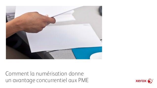 Comment la numérisation donne un avantage concurrentiel aux PME