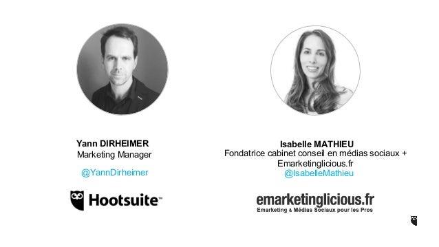 Digital et Social Media - Quelles tendances & enjeux pour 2018 Slide 3