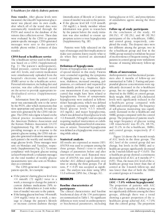 Glycemic elderly study Slide 3
