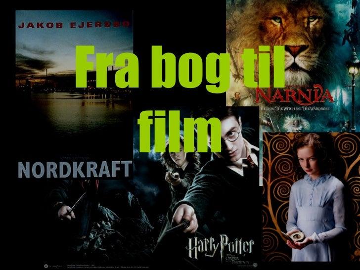 Fra bog til film