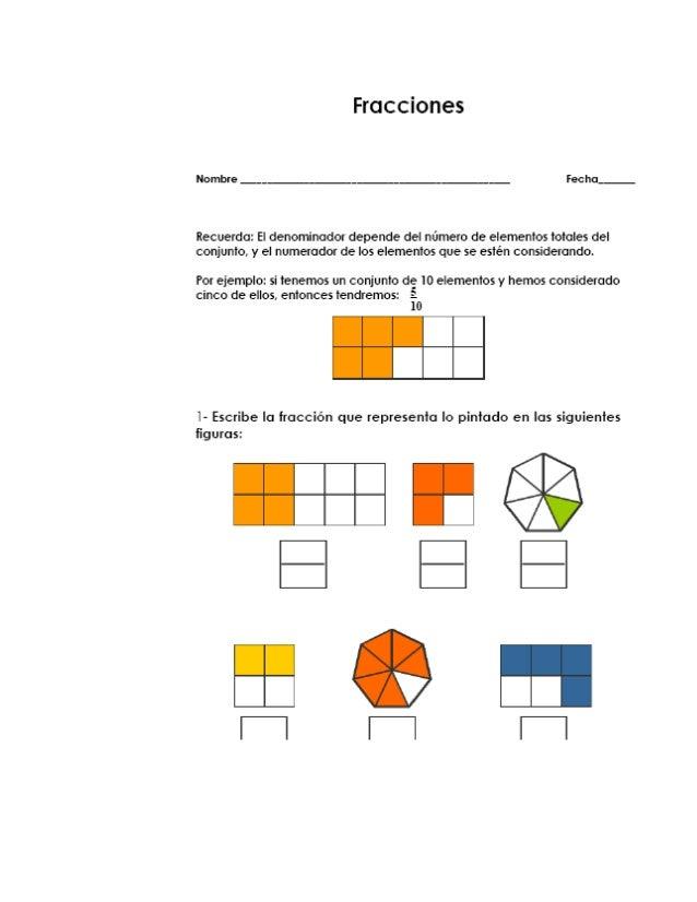 Fracciones Slide 3