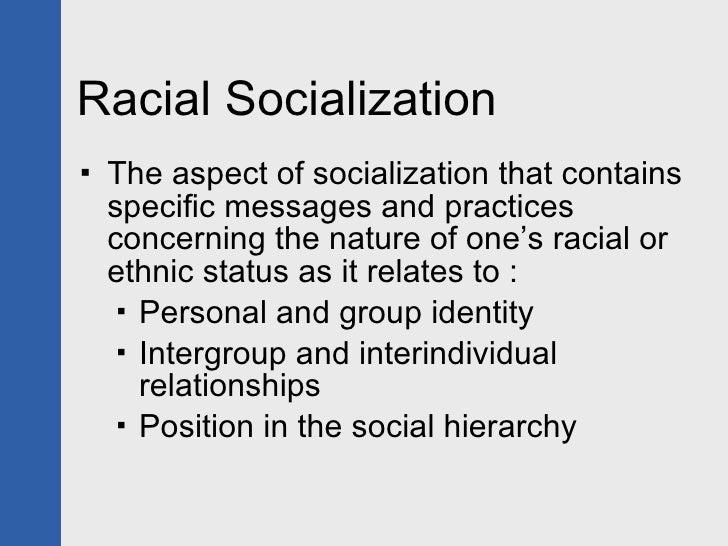 Racial dating hierarchy