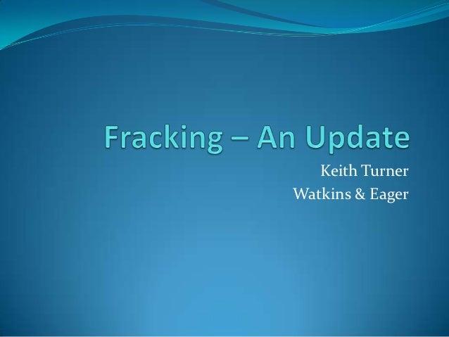 Keith TurnerWatkins & Eager