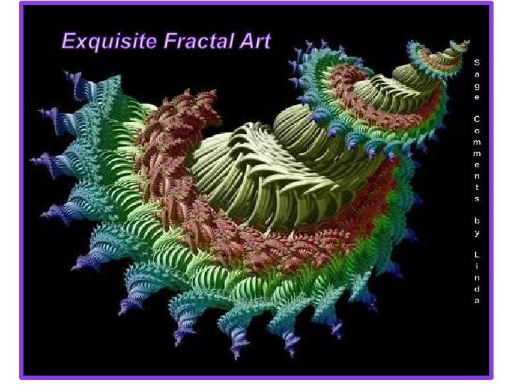 Exquisite Fractal Art