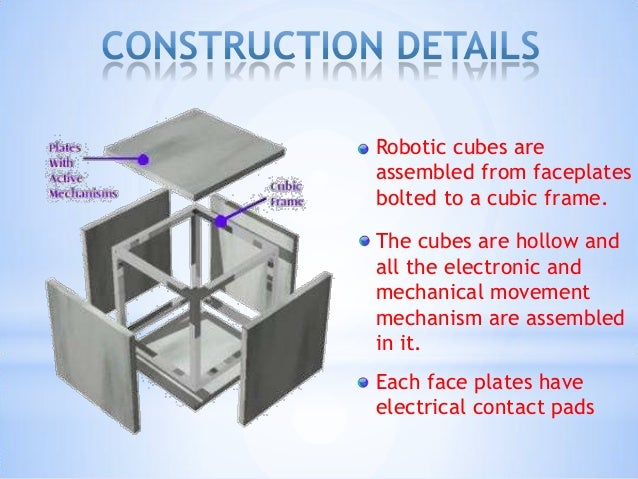 fractal robots To get the pptx along with the transitions/animations and embedded videos and also a full report on fractal robot,follow the link below : .