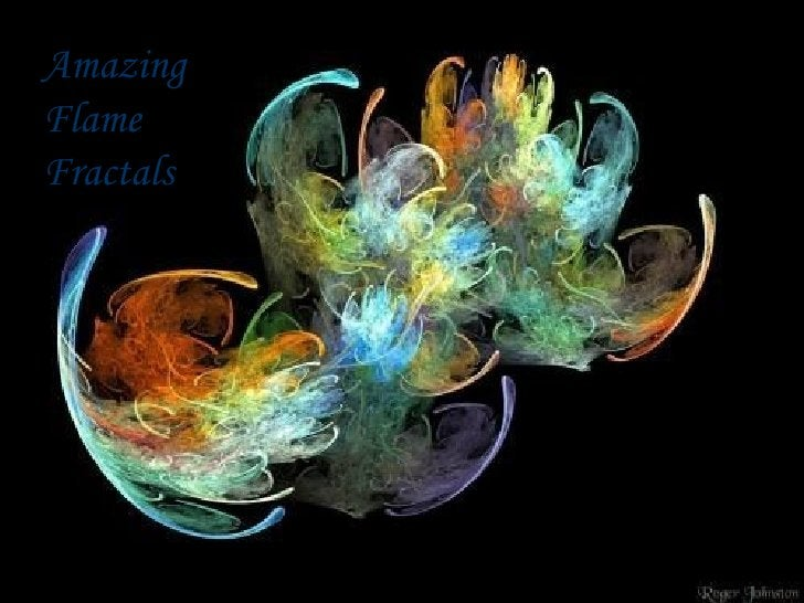Amazing Flame Fractals
