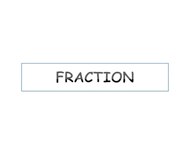 Divide in two piece equally one part of two In fraction : ½ In word : a half