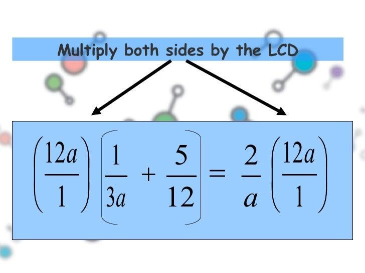 Fractional Equations Slide 3