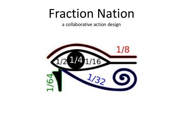 Fraction Nation  a collaborative action design