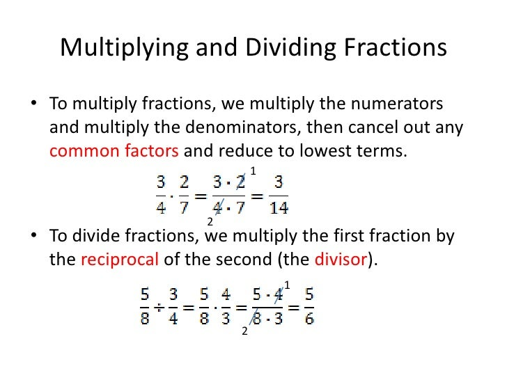 Fraction Overview on Reduce Improper Fractions