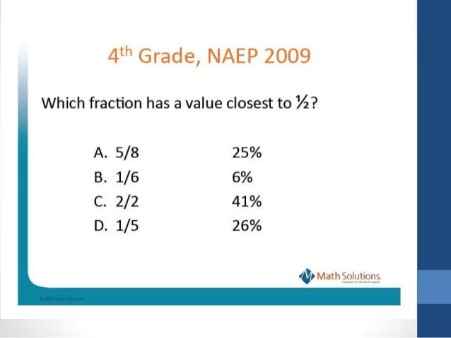 Fractions - Adapted from \