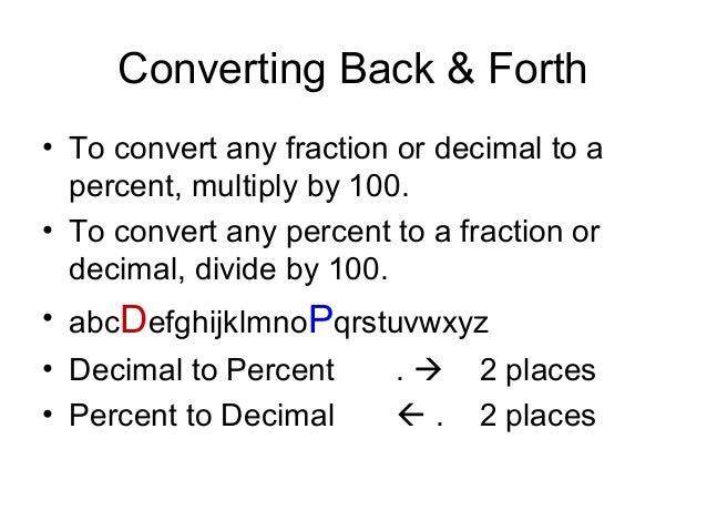 Number Names Worksheets percentage to fraction converter Free – Converting Percents to Fractions Worksheets