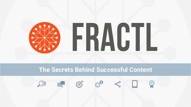 The Secrets Behind Successful Content