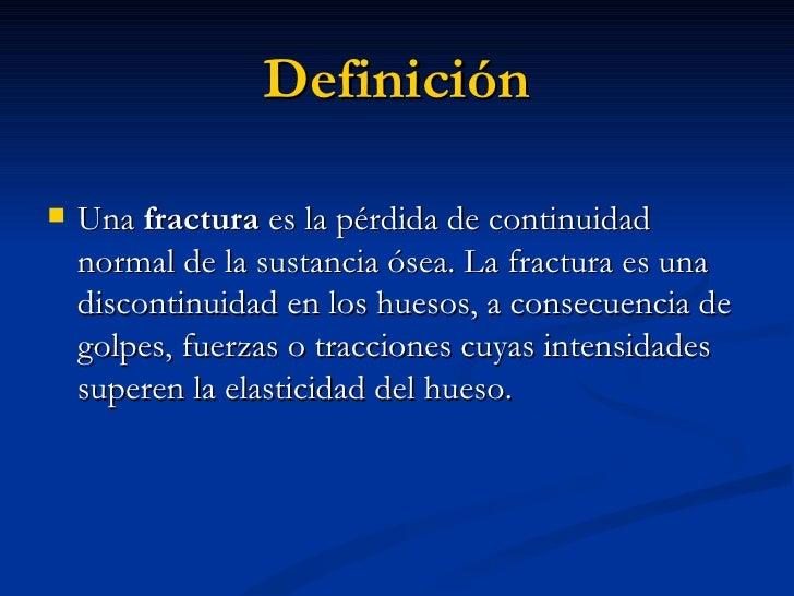 Fractura Slide 2