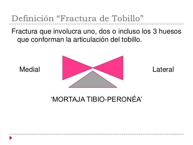 Mecanismo de lesión   DIRECTO   INDIRECTOS: rotación       Supinación       Pronación