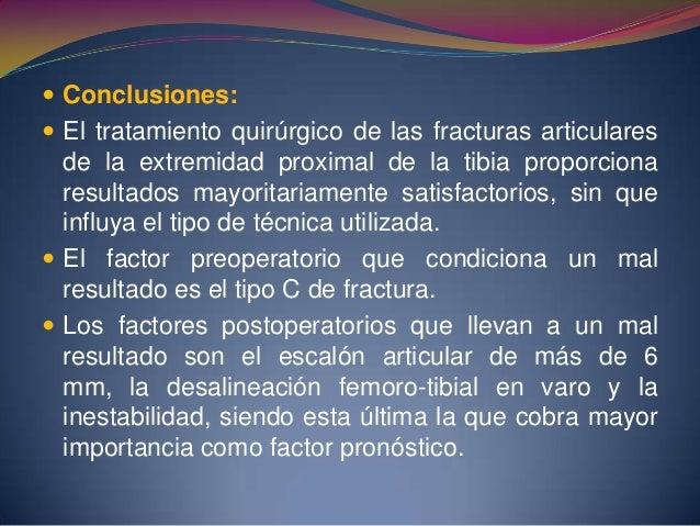 Fracturas de tibia y peroné, fisioterapia