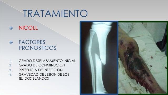 LESION DE TEJIDOS  CLASIFICACION AO  LESIONES DE LA PIEL (INTEGUMENT CLOSE)  IC (FRACTURAS CERRADAS)  IC1 SIN LESIÓN D...