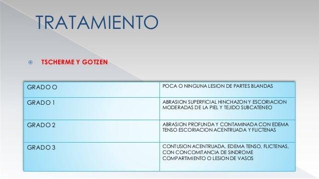 TRATAMIENTO  TRAFTON ANGULACION MENOS DE 5 GRADOS VARO __ VALGO MENOS DE 10 GRADOS ANGULACION ANTEROPOSTERIOR MENOS DE 10...