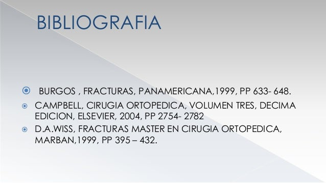 Fracturas diafisarias de tibia