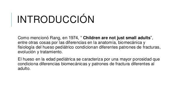 Fracturas y epifisiolisis pediatricas Slide 2