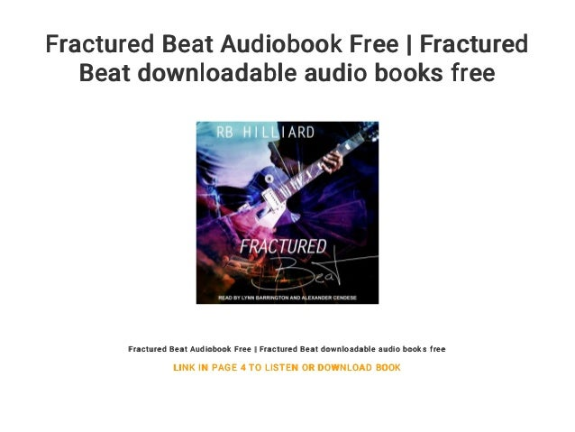 Fractured beat audiobook free | fractured beat downloadable audio boo….