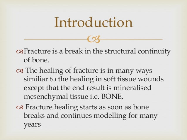 Essay about factors affecting post operative wound healing Essay