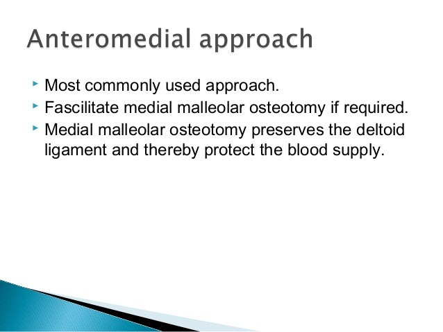 Advantages                 Disadvantages   Strong fixation           Extensive soft tissue   Useful to buttress        ...