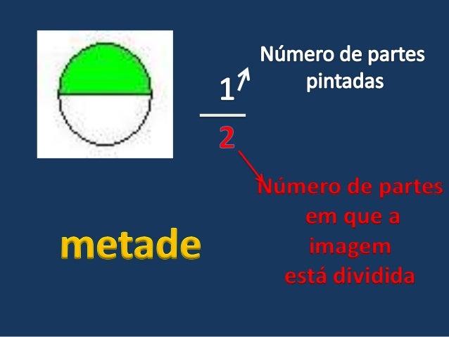 Número de partes em que a imagem está dividida