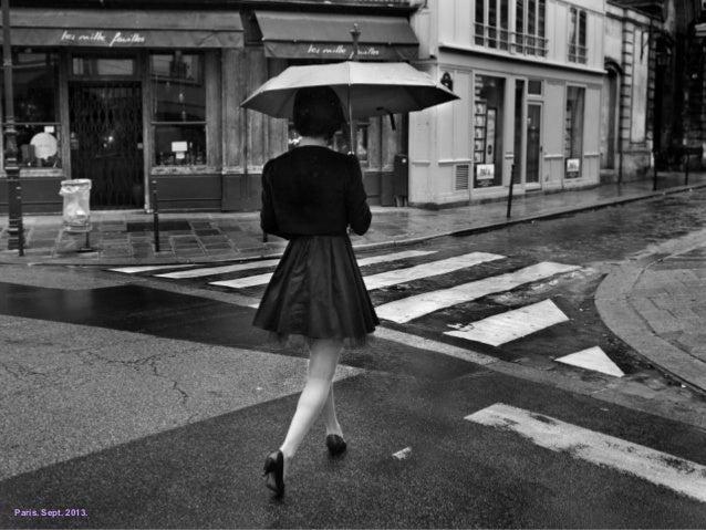 Paris. Sept. 2013.