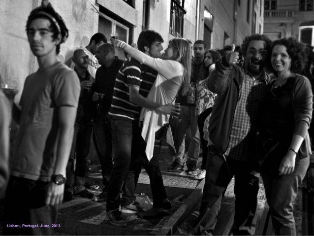 Lisbon, Portugal. June, 2013.