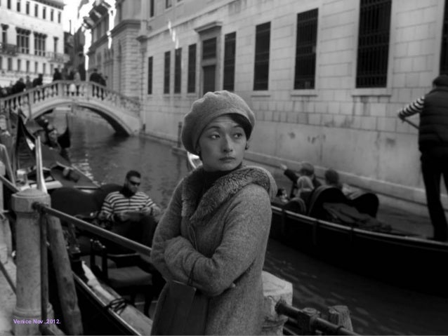 Venice Nov.,2012.