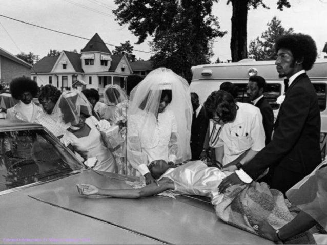 Fainted bridesmaid. Ft. Wayne, Indiana, 1974.