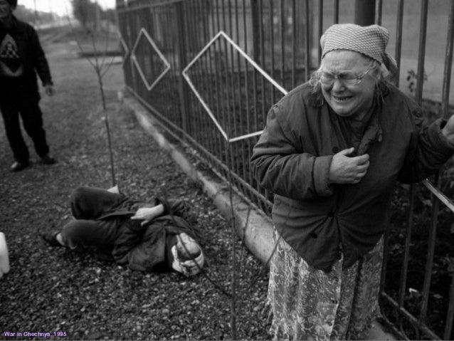 War in Chechnya, 1995