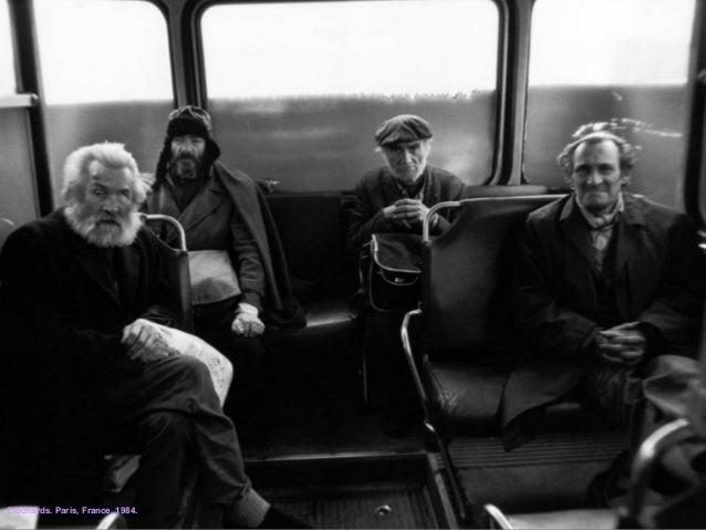 Clochards. Paris, France, 1984.