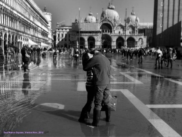 San Marco Square, Venice Nov.,2012.