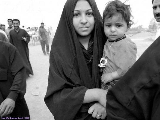 Iraq War,Baghdad.april, 2003