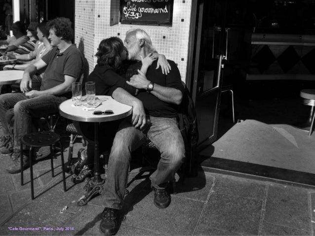"""""""Cafe Gourmand"""", Paris., July 2014."""