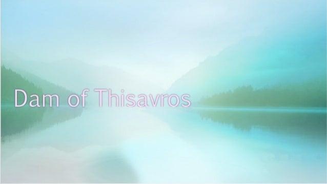 Dam of Thisavros