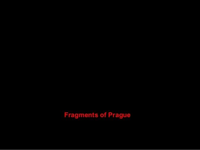 Fragments of Prague Slide 2