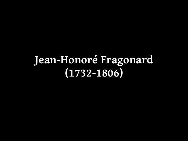 Jean-Honoré Fragonard (1732-1806)