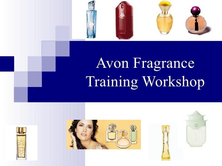 Avon FragranceTraining Workshop