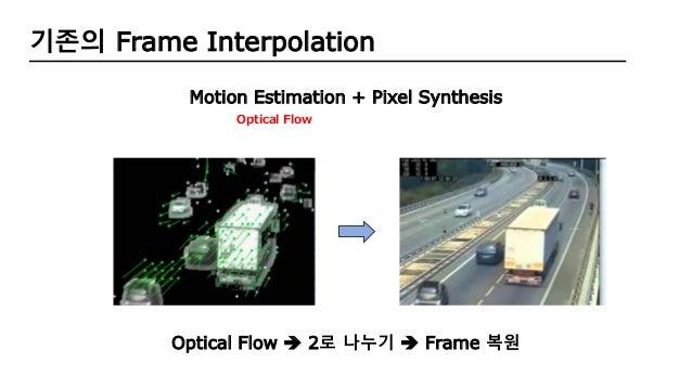Paper Review] Video Frame Interpolation via Adaptive Convolution