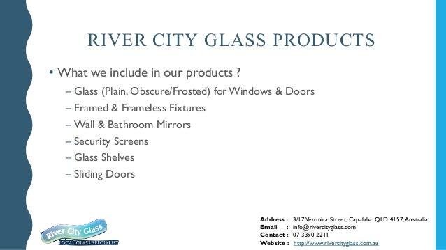 Frameless shower screens installation, repairs, replacement in Brisbane Slide 3