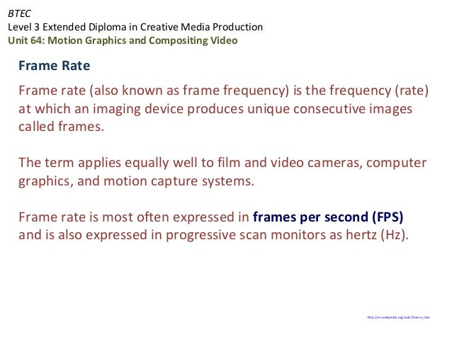 Frame rate 200213