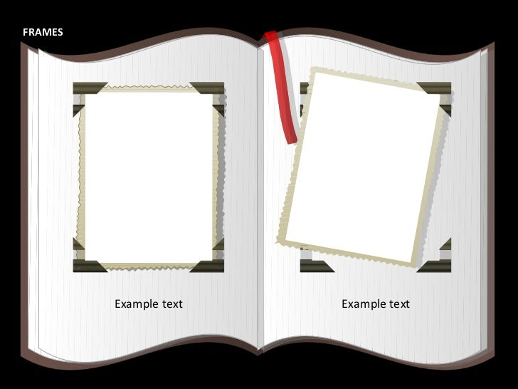 FRAMES Example text Example text