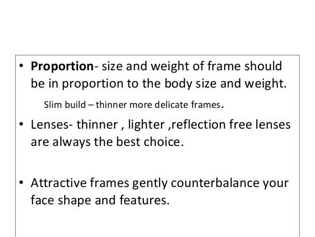 Frame slection