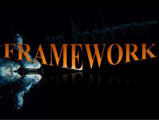  En informática, y específicamente en el desarrollo de software, un marco es una estructura lógica de los medios en los q...